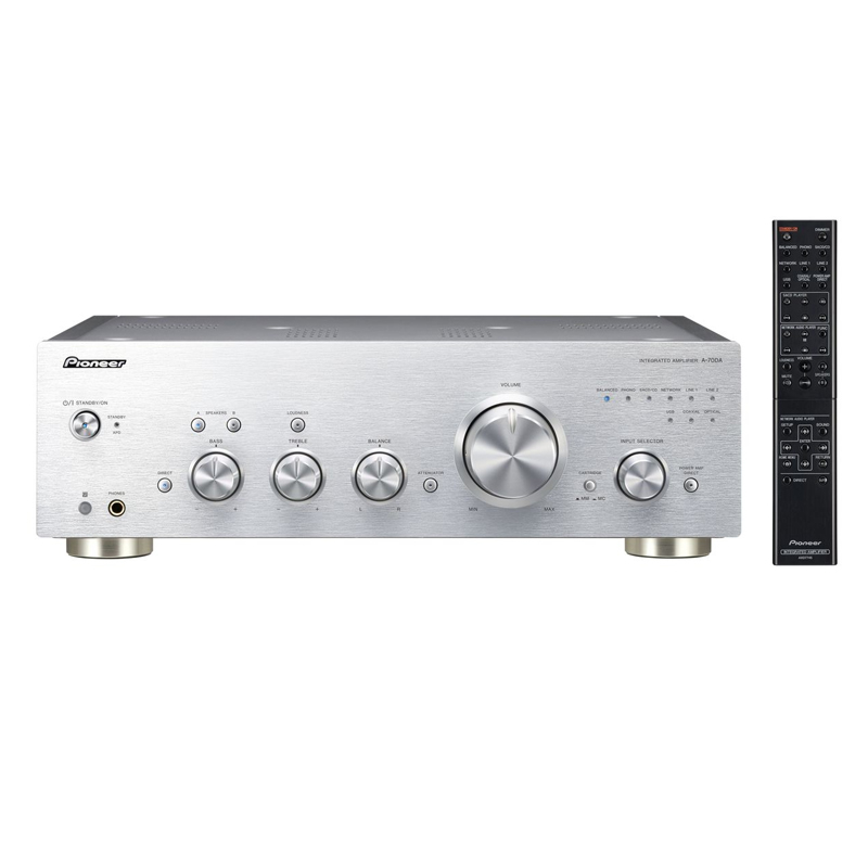Wzmacniacze stereo w domowych systemach audio.