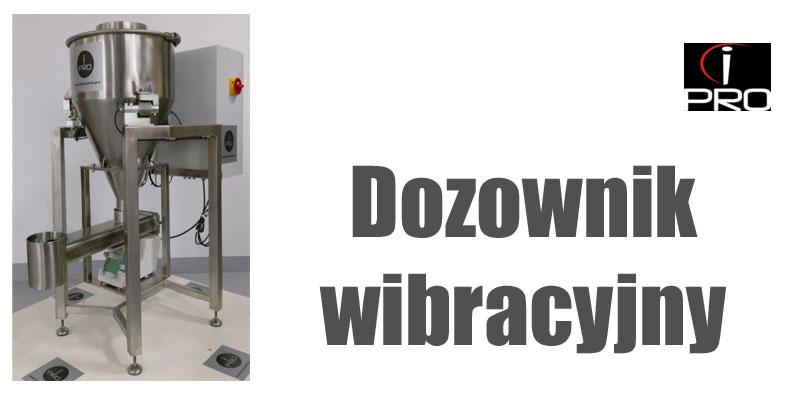 Wydajne i bezpieczne dozowniki wibracyjne materiałów sypkich