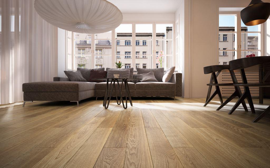 Podłogi drewniane- rodzaje