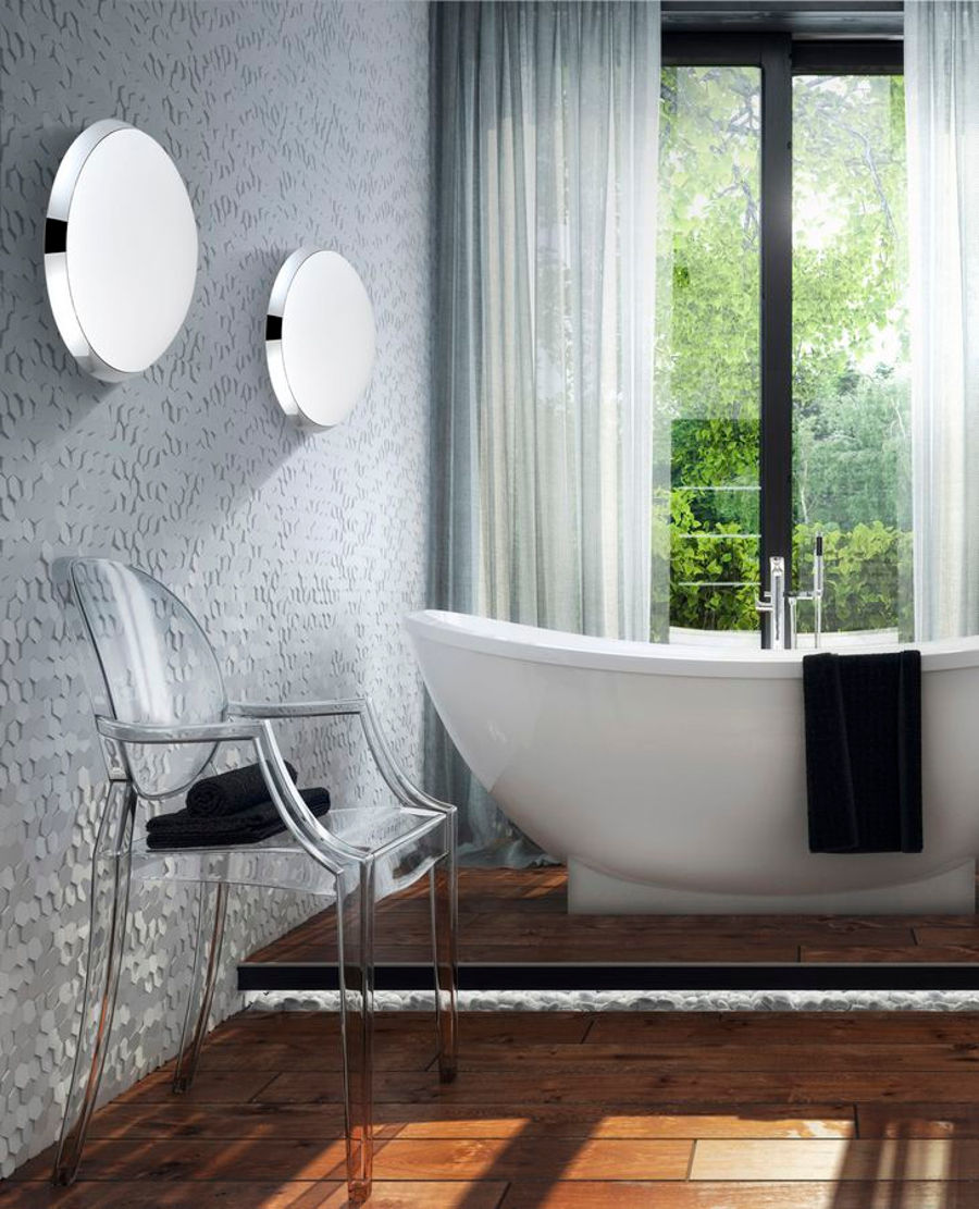 Funkcjonalne oświetlenie łazienki. Jak je zaplanować?