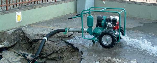 Jak pompować wodę silnie zabrudzoną?