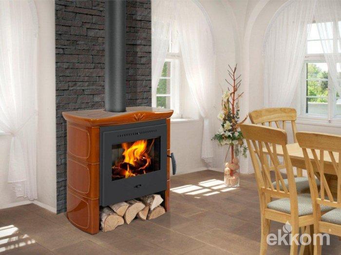 Czy wolnostojący piec kominowy może być dobrym sposobem na aranżacje wnętrza?