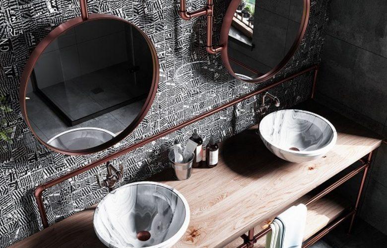 Jak urządzić łazienkę w stylu industrialnym?
